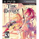 Time And Eternity Ps3 Gran Oferta