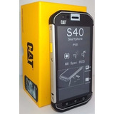 Celular Cat Caterpillar S-40 Dual Chip 4g Prova D