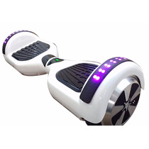 Hoverboard Scooter Eléctrico Patineta Bluetooth Y Luces Led