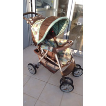 Cochecito + Huevito Graco (travel System) Impecable