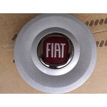 Calota Centro Tampa Roda Original Fiat Idea Aro 15 Semi-nova