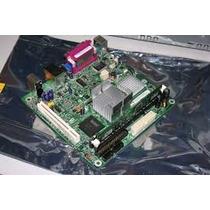 Tarjeta Madre Intel Con Procesador Y 2gb De Memoria Ram Ddr2