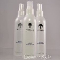 Nuskin Napca Mist Nu Skin Napca Spray Face Spa Body Spa X3