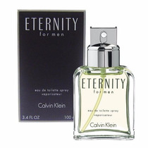 Eternity Caballero 100ml Calvin Klein -- 100% Original