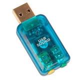 Tarjeta De Sonido Usb Audio 5.1 Canales Digital 3d Virtual D