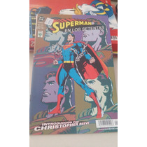 Comic Coleccion Dc Superman En Los Setentas Tomo 1y2 Vid
