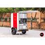 Food Truck Reboque Cachorro Quente - Churrasquinho - Churros