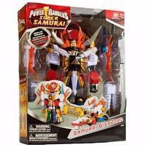 Boneco Power Rangers Samurai Gigazord 30cm - Bandai
