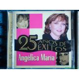 Angelica Maria 25 Años De Exitos Cd 2007 Envío Gratis!
