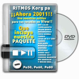 Ritmos Para Korg Pa50, Pa60, Y Pa80