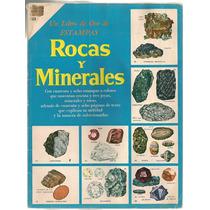 Novaro Album Estampas Rocas Y Minerales De 1970