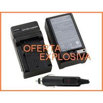Cargador C/smart Led Cga-s005 P/camara Panasonic Dmc-lx9