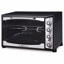 Horno Electrico Ultracomb Uc85rcl 85 Lts Grill Spiedo Conve