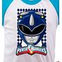 Franelas Power Ranger