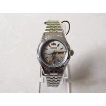Reloj Orient Dama Automatico Fnq04005k9 |watchito|