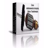 Curso Enrolamento Rebobinagem De Motor Elétrico Vídeo 12 Dvd