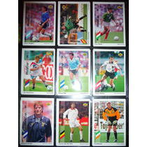 Upper Deck 1993 World Cup 1994 Coleccion Basica 200 Cartas