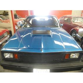 Malibu Landau 1981 Motor Corvette