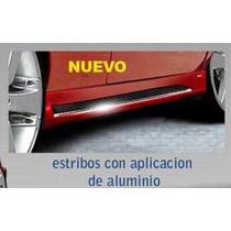 Estribos Golfjetta A3 Aplicacion Aluminio 93-98 Lleva Regalo