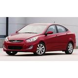 Neblineros Hyundai Accent Con Switch Tipo Original