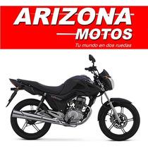 Moto Honda New Cg Titan 150 0km 2017 Arizona Motos