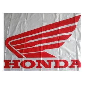 Bandera Honda Motos - 150 X 75 Cm - Nueva!