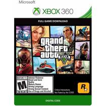 Gta V - Xbox 360 - Código 25 Digitos