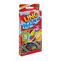 Uno H20 To Go Mattel H2o