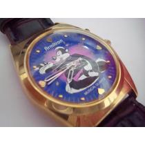 Reloj Vintage Musical Armitron Pepe Le Pew Y Penélope 1995