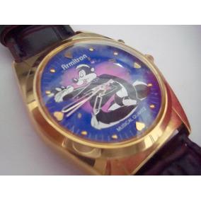 Reloj Geek Musical Armitron Pepe Le Pew Y Penélope 1995