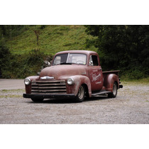 Piezas Pick Up Chevolet 1947 - 1953