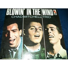 Chad Mitchell Trio Blowin In The Wind Disco Lp Import Dylan