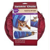 Petlinks Twinkle Chute (tunel Para Gatos Con Luces)