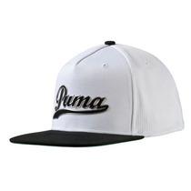 Gorra Puma Snap Back 100%original Visera Plana