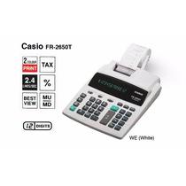 Calculadora Casio Fr-2650t