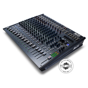 Mixer Mesa Som 16 Canais E 4-bus Alto Professional Live 1604