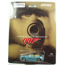 Bmw Z3 Roadster James Bond 007 There Is No Substitute 1/64