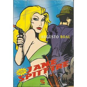M2580 - Livro - Jane Spitfire - Augusto Boal