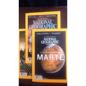 Revistas National Geographic (español) 2016 - 2017