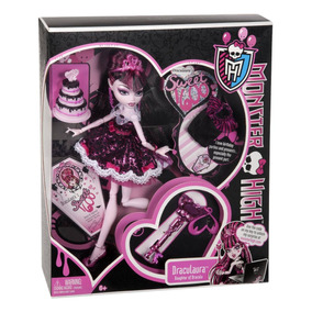 Monster High 1600 Wishes Draculaura Cumpleaños