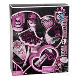 Monster High 1600 Wishes Draculaura Cumpleaños