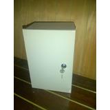 Caja Control Metalica 30x20x15 Cm C/llave