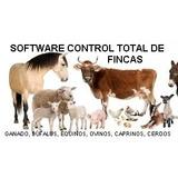 Software Ganadero Par (bovino Búfalos Equino Caprino Ovino)