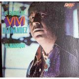 Luis Vivi Hernandez, ( El Maniqui), Lp 12´,