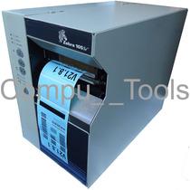 Impresora De Etiquetas Codigo De Barras Zebra 105se