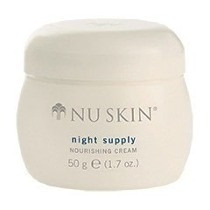 Hidratante Nocturna Rejuvenecedor Night Supply Nuskin