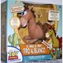 Tiro Al Blanco Caballo Toy Story Thinkway Replica Original