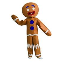 Disfraz Para Niño Traje Y Máscara De Shrek Niño, Hombre De