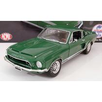 Mustang Shelby Gt350 1968 Release No.5 Escala 1:18 Acme