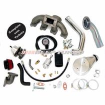 Kit Turbo Gm - Ohc Monza/kadet ( Injeção Efi ) Sem Turbina